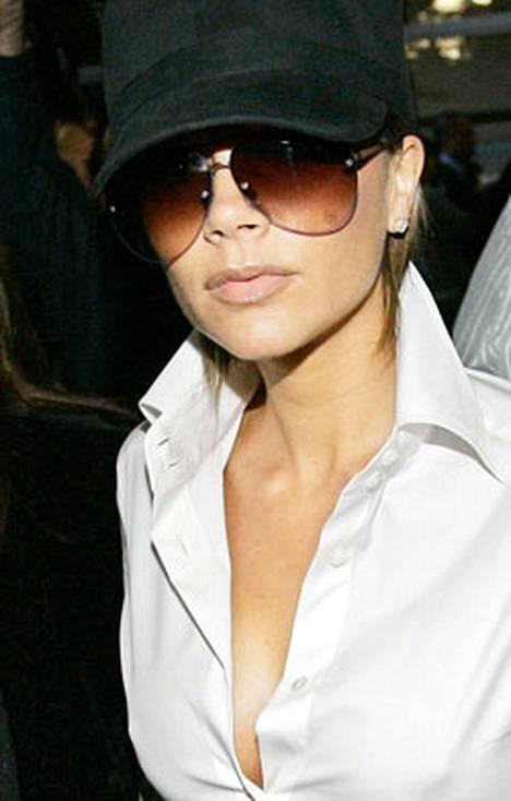 Victoria Beckham on jo kuin kala vedessä Hollywoodin julkkisseurapiireissä.