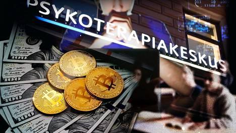 Psykoterapiakeskus Vastaamon asiakkailta kiristettyjä bitcoineja on mahdollista jäljittää.
