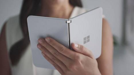 Surface Duo on Microsoftin näkemys taittuvasta puhelimesta.