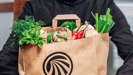 Ruokakassissa on tarvikkeet ruokiin viikoksi 4–6 hengelle.