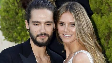 Heidi Klumin ja Tom Kaulitzin kerrotaan menneen salaa naimisiin.