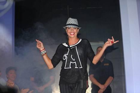Saagim nähtiin vuonna 2013 Julkkis Big Brother -ohjelmassa.
