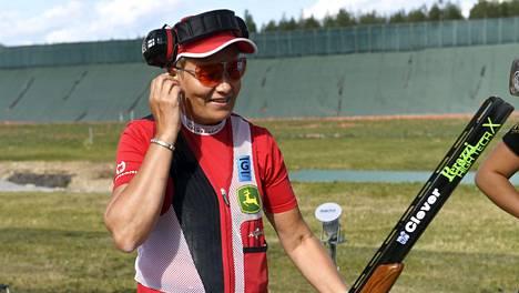 Satu Mäkelä-Nummela oli jo valittu Tokion olympiajoukkueeseen. Nyt iso tavoite siirtyi vuodella eteenpäin.
