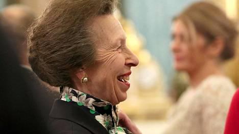 Prinsessa Anne tunnetaan ahkerana ja sanavalmiina kuninkaallisena.