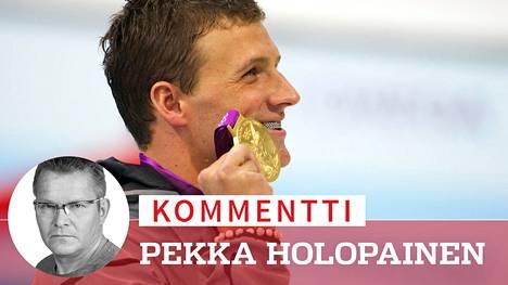 Kommentti: Uskomatonta typeryyttä kuusinkertaiselta olympiavoittajalta – mutta kertooko kohukuva vain karmean totuuden?