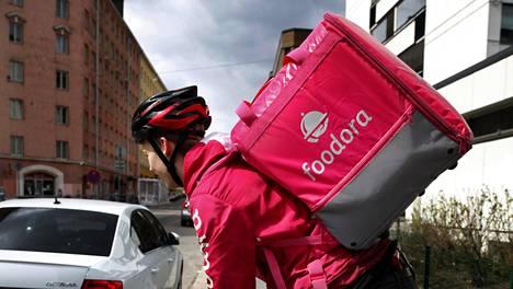 Foodora-ruokalähettipalvelun sekä Pizza-online.fi -palvelun omistaa saksalainen Delivery Hero -konserni.