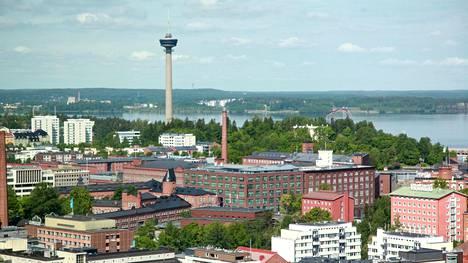 Seksiä Tampereella, nääs.