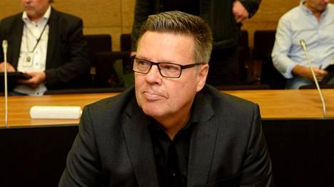 Helsingin huumepoliisin entinen päällikkö Jari Aarnio.