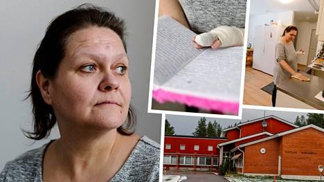 Kuopiolainen Sari Kokkonen odottaa jo valvottuun koevapauteen pääsyä Kestilän avovankilasta.