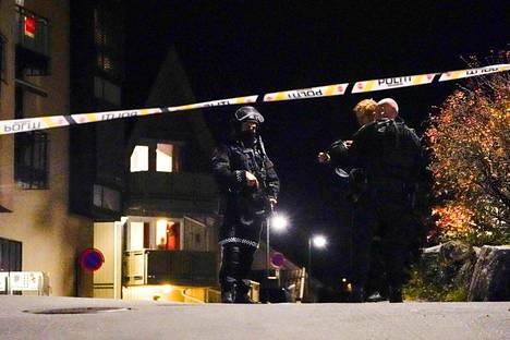 Poliisi on vahvistanut ottaneensa yhden miehen kiinni.
