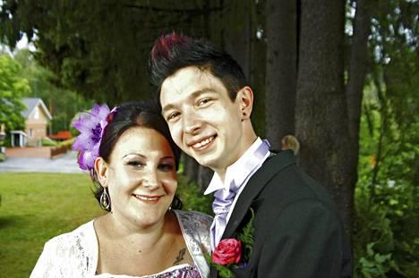 Kahdeksannella kaudella naimisiin menneet Mirva ja Joonas Lahtinen ovat yhä yhdessä.