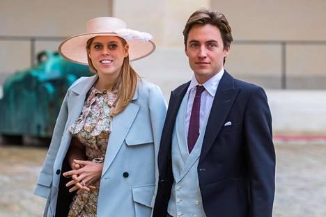 Prinsessa Beatrice avioituu Edoardo Mozzin kanssa ensi vuonna.