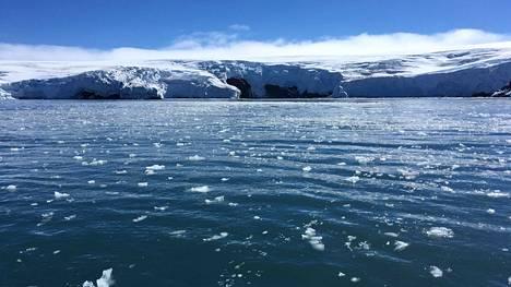 IPCC:n tuore erikoisraportti käsittelee jäätiköitä ja meriä.