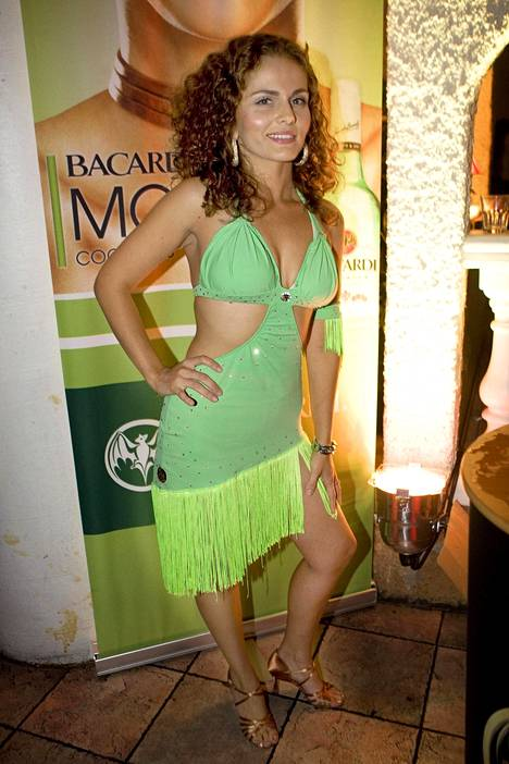 Ana kuvattuna vuonna 2009.