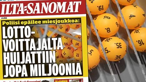 Lottovoittajan huijausjutussa yllätyskäänne – petetty miljoonaperijä luopui kaikista vaatimuksista