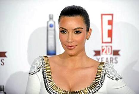 Kim Kardashian erosi edellisestä poikaystävästään maaliskuussa.