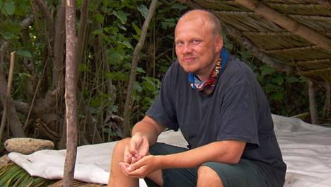 Ilari Sahamies yllättää katsojat Selviytyjien 13. jaksossa.