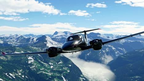 Microsoft Flight Simulator tulee myös yhtiön pelikonsoleille ja osaksi Xbox Game Pass -tilausta.