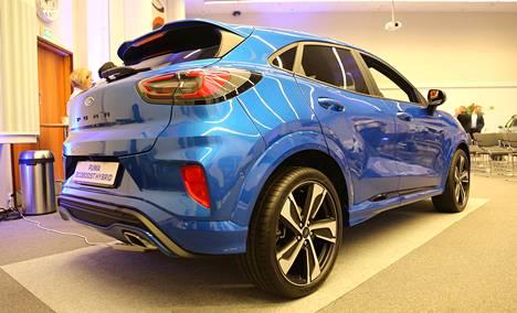 Sporttisen näköinen Puma tulee yhteen Euroopan nopeimmin kasvavista autosegmenteistä.