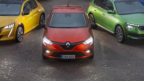 Uusia pienen kokoluokan automalleja tulee markkinoille ripeään tahtiin.