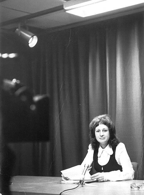 Yleisradion Lontoon-kakkoskirjeenvaihtajan työ alkoi vuonna 1970.