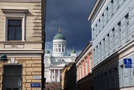 Autio Helsinki oli ihmetyksenaihe.