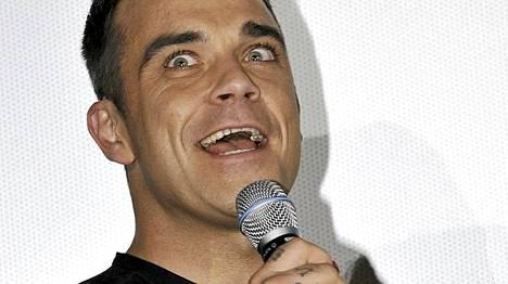 Robbie Williamsin pila yllätti kaikki.