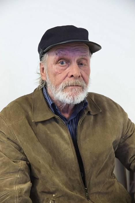 Göran Sumelius asuu Hietaniemen palvelukeskuksessa, jossa tapahtuma järjestettiin.