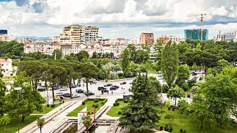 Albanian pääkaupunkiin Tiranaan pääsee ensi kesänä suorilla reittilennoilla Helsinki-Vantaalta.