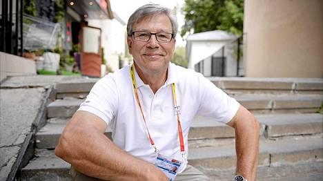 Risto Nieminen oli tyytyväinen Suomen joukkueen esityksiin Moskovassa.