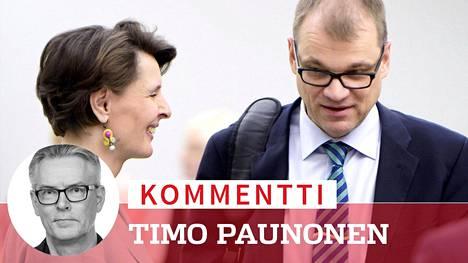 Kommentti: Tapaus Anne Bernerin tyly opetus – Suomea ei johdetakaan kuin firmaa