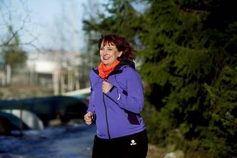 –Tein tavoitteestani totta varaamalla matkan Madridiin ja ilmoittautumalla maratonin puolikkaalle!