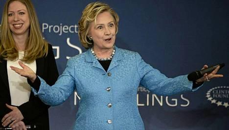 Hillary Clinton julkaisi muistelmansa.