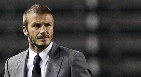 David Beckham haluaa olla jatkossa lähempänä Ted-isäänsä.