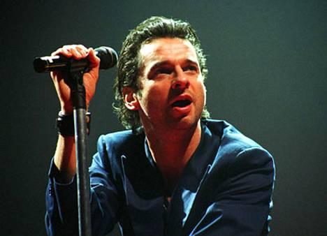 Depeche Moden laulusolisti Dave Gahan julkaisee syksyllä toisen sooloalbuminsa Hourglassin.