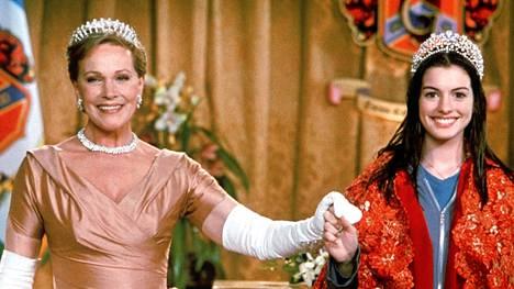 Prinsessapäiväkirjat on yksi 2000-luvun alun ikimuistoisimmista komedioista.