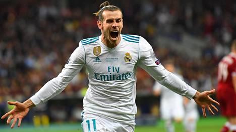 Gareth Bale säkenöi finaalissa.
