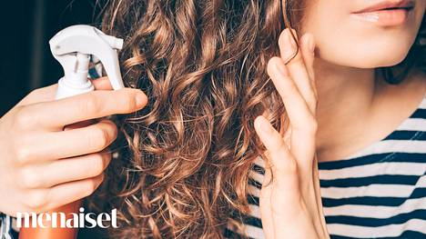 xz curly girl tuotteet