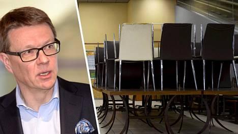 Matkailu- ja Ravintolapalvelut MaRa ry:n toimitusjohtaja Timo Lappi maalaa synkän kuvan alan tulevaisuudesta. Hallitus tekee sen mielestä ylimitoitettuja rajoituksia ilman esitettyjä todisteita.