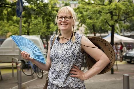 36-vuotias Lissu kokee edelleen kiusauksia palata entiseen elämäänsä.