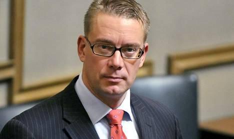 Stefan Wallin oli Rkp:n johdossa 2011.