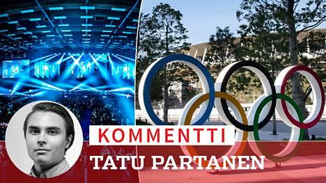 Esportsin puskeminen osaksi perinteisen urheilun olympialaisia on turhaa. Kilpapelaaminen ei sovi olympialaisiin, eikä sen myöskään tarvitse sinne sopia, kirjoittaa Tatu Partanen.