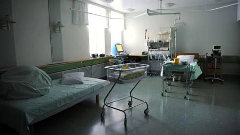 Valviran arvioima tapaus sattui Hyksin alueen sairaalassa muutama vuosi sitten. Kuvituskuva.