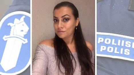 Kadonnut Andreea Stanga on poliisin mukaan noin 165 senttimetriä pitkä.
