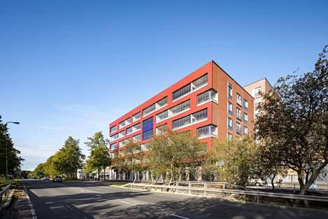 Nrep osti vuokra-asuntokohteen rakennusliike Pohjolalta. Talo sijaitsee Laajasalontiellä Vantaalla.