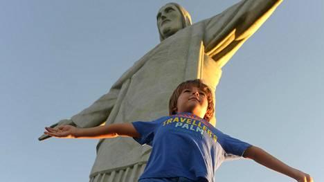 Muutto espanjalaisesta pikkukaupungista noin kahdeksan miljoonan asukkaan Rio de Janeiroon oli valtava muutos. Kun kaupunkiin tottui, se oli hyvä paikka asua.