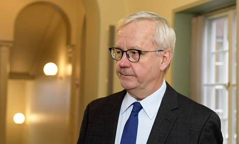 Hallinto-oikeuden emeritusprofessori Olli Mäenpää.