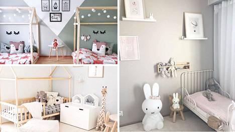 Näinkin ihania lastenhuoneet voivat olla! Suomalaiset esittelevät perheidensä pikkuväen huoneet, joista ei viihtyisyyttä puutu.