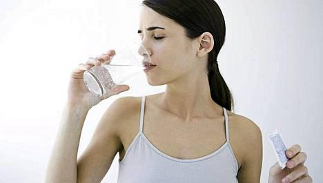 Päänsärky Flunssa
