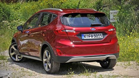 Ford teki suositusta pikkuautostaan suomalaisille teille sopivan version